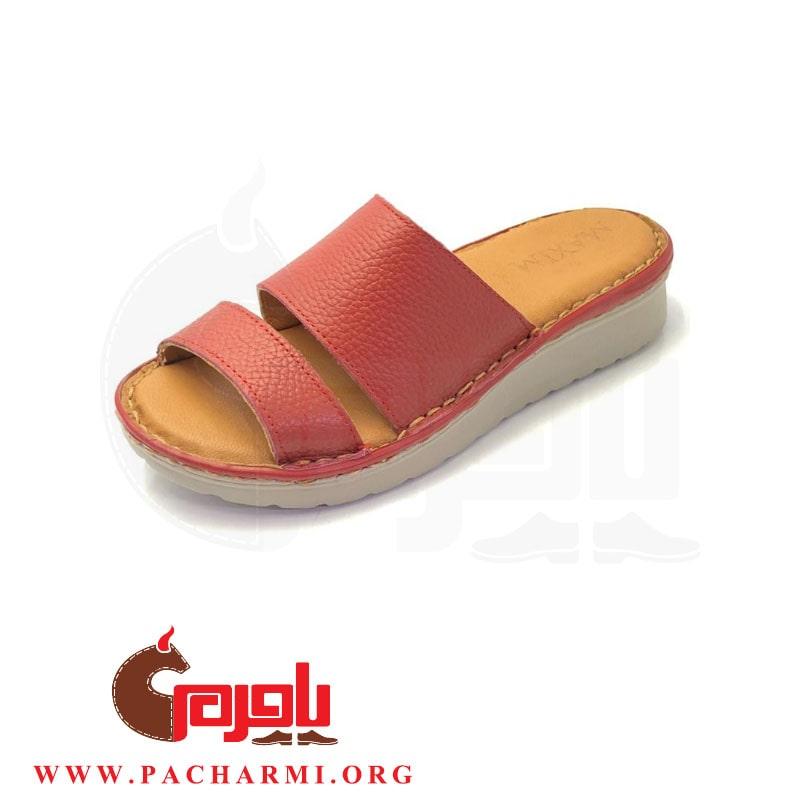 Pacharmi-Sandal-shoes-Yasna-Red-1