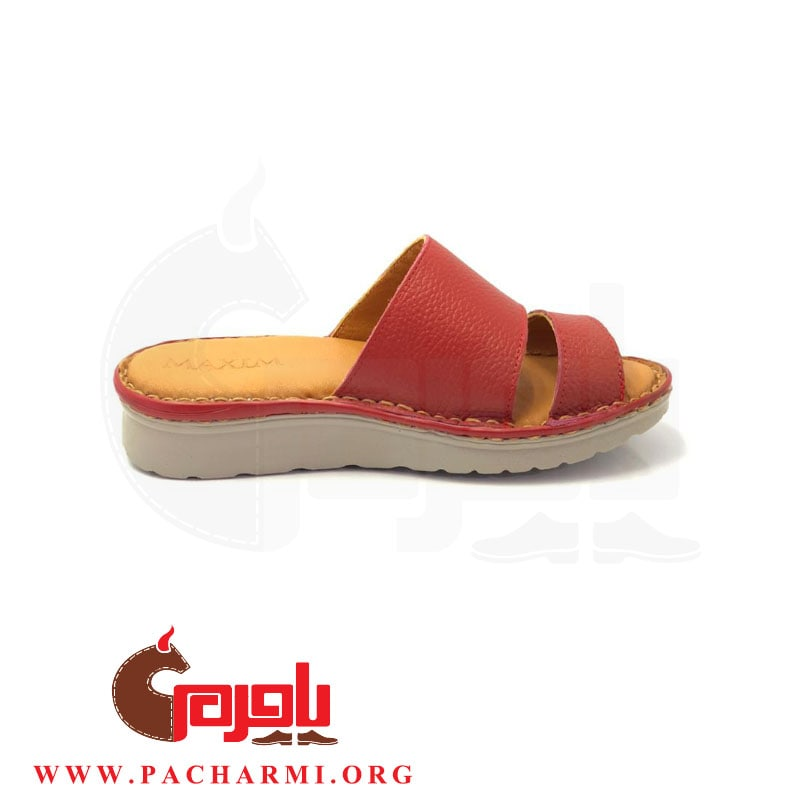 Pacharmi-Sandal-shoes-Yasna-Red-2