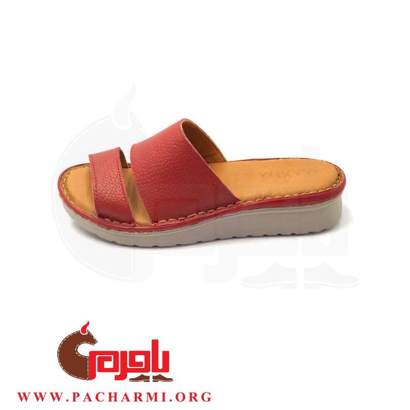 Pacharmi-Sandal-shoes-Yasna-Red-3