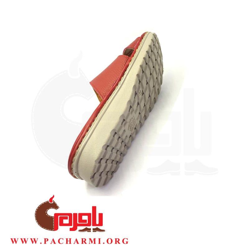 Pacharmi-Sandal-shoes-Yasna-Red-4