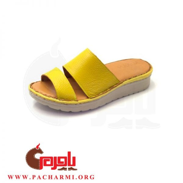 Pacharmi-Sandal-shoes-Yasna-Yellow-1