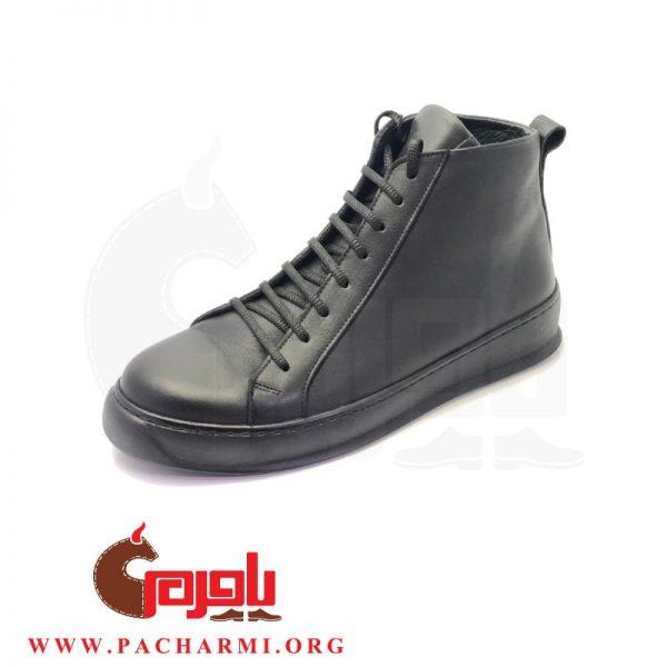 Pacharmi-half-boot-Matiki-Black-1