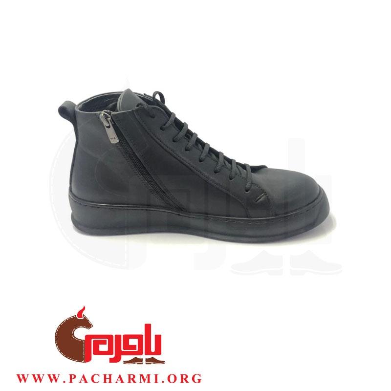 Pacharmi-half-boot-Matiki-Black-2