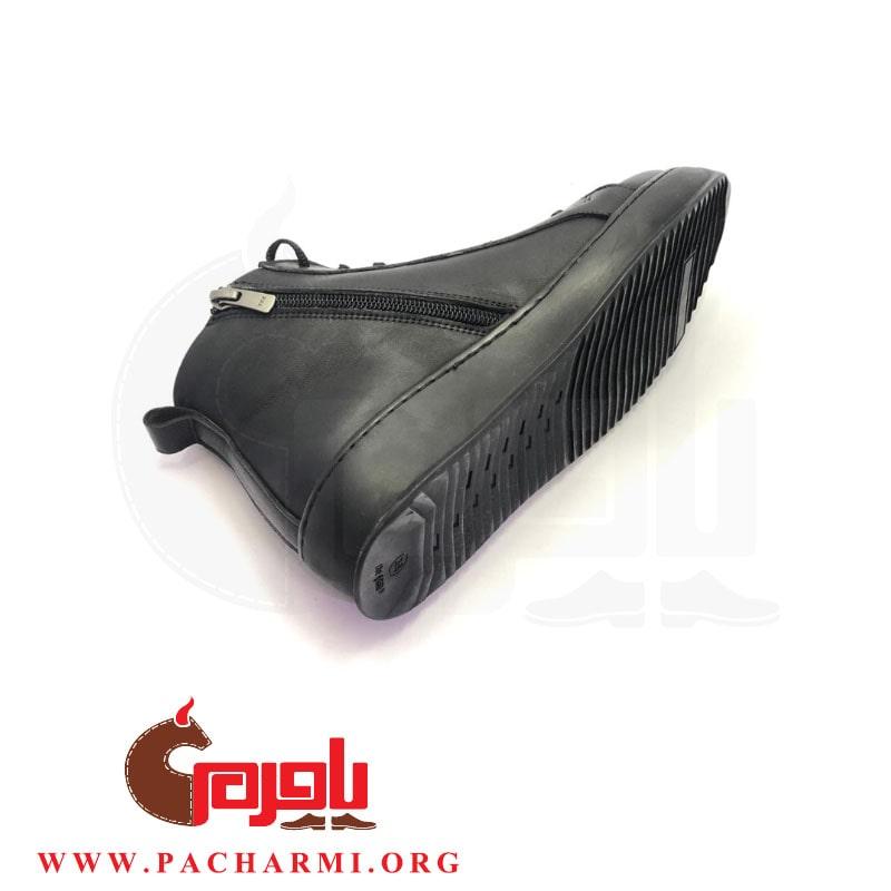 Pacharmi-half-boot-Matiki-Black-4
