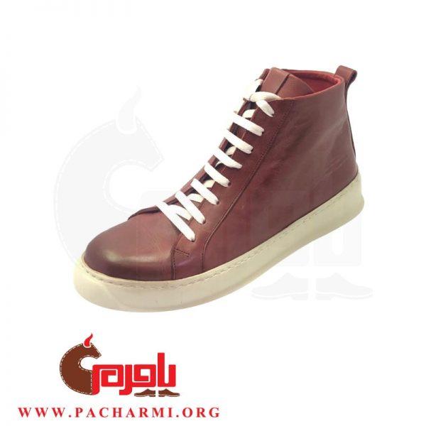 Pacharmi-half-boot-Matiki-Red-1
